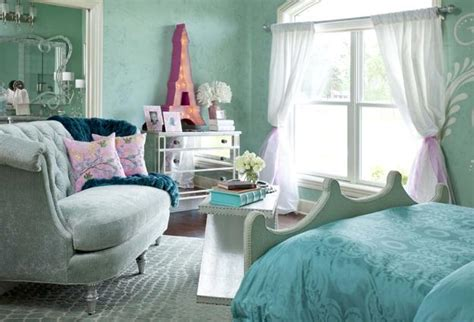 modern home decor colors  popular blue green hues
