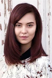 Mahagoni Rot Haarfarbe : rote haare farbtrends und star frisuren ~ Frokenaadalensverden.com Haus und Dekorationen
