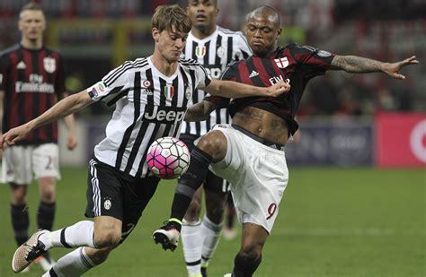 AC Milan 1-0 Juventus - BBC Sport