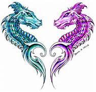 Dragons And Hearts Drawings Pencil drawings of hearts with  Dragons And Hearts Drawings