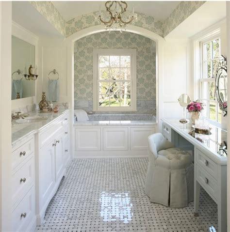 Bathroom Vanity With Built In Makeup Area by Bathrooms Furnnish