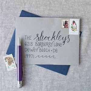 best 25 envelope addressing etiquette ideas on pinterest With etiquette on addressing wedding invitations handwritten