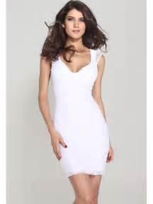 robe de mariã e courte robes courte pas cher et fashion l 40 robes courte pas cher et fashion blanc