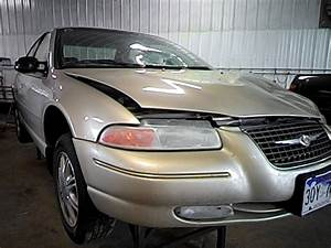 2000 Chrysler Cirrus Fuse Panel Block 2627108   646 Ch1l00
