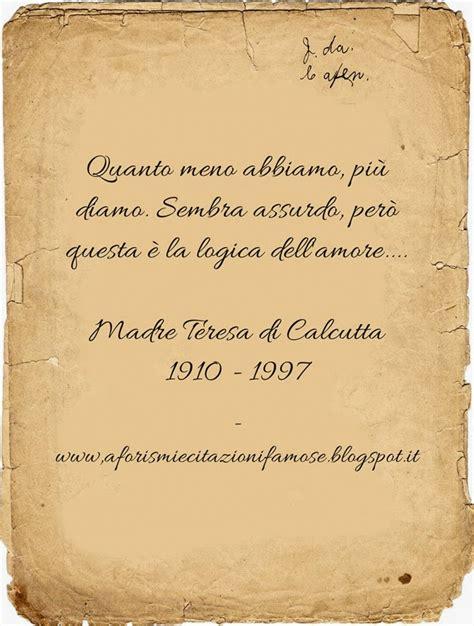 Frasi per 50 anni di matrimonio religiose. Aforismi e citazioni famose: Frasi Famose Madre Teresa di ...