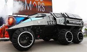 NASA's Mars 2020 Rover Concept Looks Like It Was Built for ...