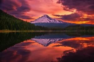 Mount Hood Sunrise Photograph By Darren White