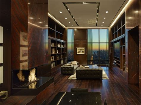 Ultra Luxury Design A Billionaires Penthouse In New York by What A Billionaire S Nyc Penthouse Looks Like Ealuxe