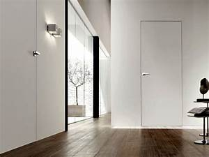 White Hidden Door Hardware New Furniture