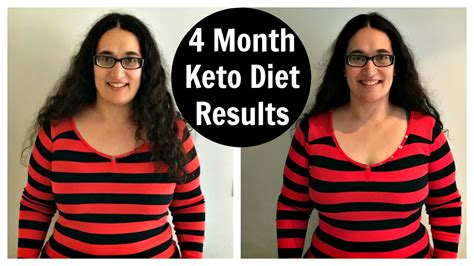 month keto diet results    pictures