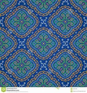 Bettwäsche Orientalisches Muster : aufw ndiges nahtloses orientalisches muster vektor abbildung bild 52487346 ~ Whattoseeinmadrid.com Haus und Dekorationen