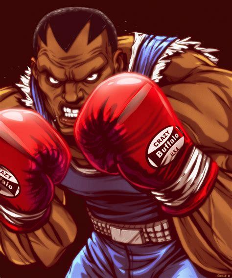 Balrog Street Fighter By Eddieholly On Deviantart