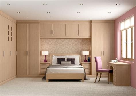 Bedroom Awesome Bedroom Design With Wooden Wall Mounted