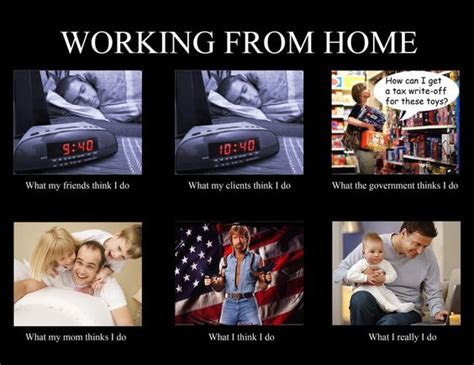 Home Memes Working From Home Meme Cofficient