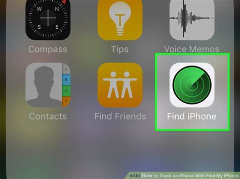 how to track an iphone how to track an iphone with find my iphone with pictures