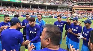 Live Cricket Score, India vs Australia, 1st T20I: India ...