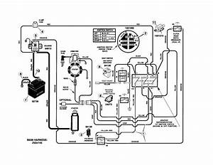Rover Mower Wiring Diagram