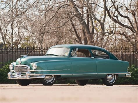 Nash Ambassador Super Sedan 1951 pictures (2048x1536)