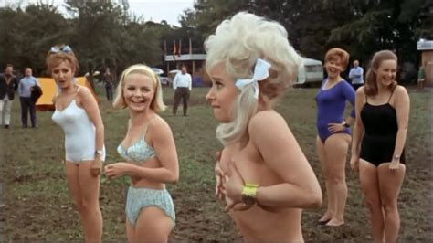 Barbara Windsor Hot - Carry On Camping - YouTube