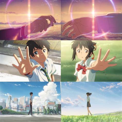kimi  na wa filmes de anime animes shoujos  animes