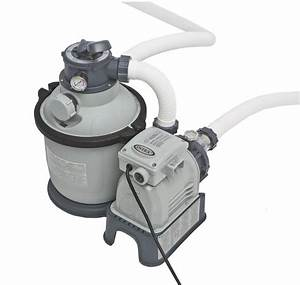 Filtre A Sable Bestway : achat d 39 un filtre sable 4 m h cv pour piscine intex ~ Voncanada.com Idées de Décoration