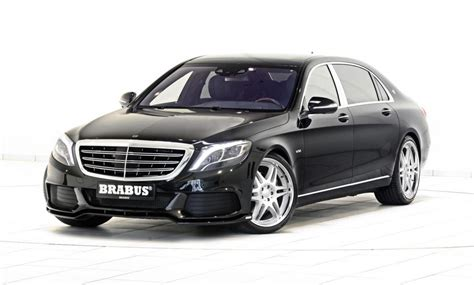Brabus Maybach 900 Rocket by Brabus Rocket 900 Takes New Mercedes Maybach To