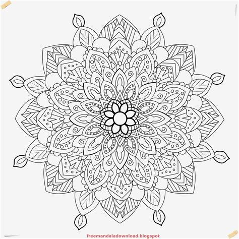 Die mandala malvorlagen und ausmalbilder einfach gratis downloaden und drucken. Mandala Für Erwachsene Zum Ausdrucken Kostenlos - Ausmalbild.club