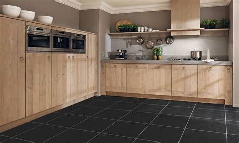 cuisine en l moderne cuisine équipée bois moderne le bois chez vous