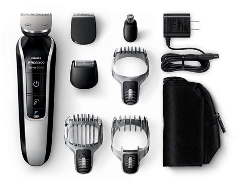amazoncom philips norelco multigroom grooming kit length