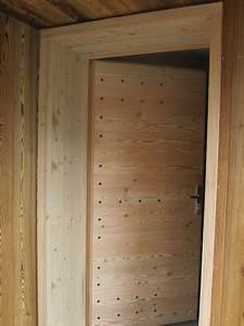 porte menuiserie quotle bois des huilesquot c guillard With cadre de porte interieur