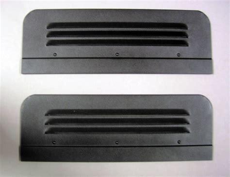 motorhome side window vents
