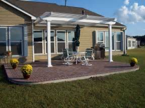 Solid Wood Patio Cover Kits by Attached Pergolas