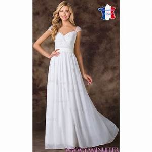 robes longues blanches all pictures top With robe blanche habillée
