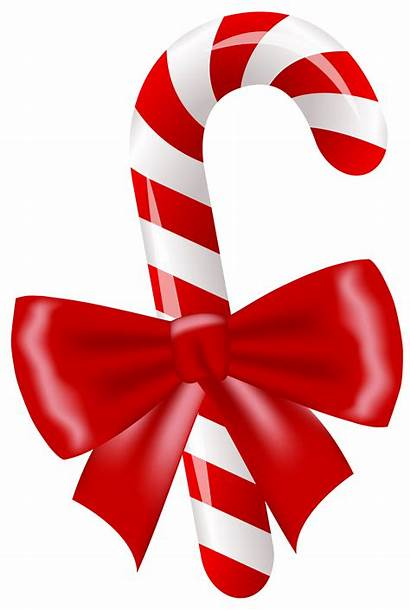 Cane Candy Christmas Clipart Present