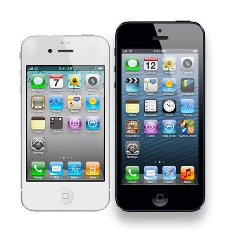 what s the difference between iphone5 and iphone 5s what s the difference between iphone 4s and iphone 5 quora