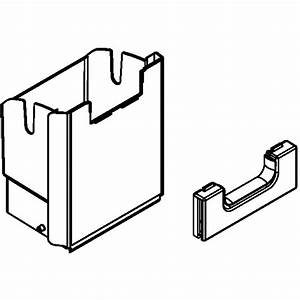 Refrigerator Ice Container Assembly W10781842