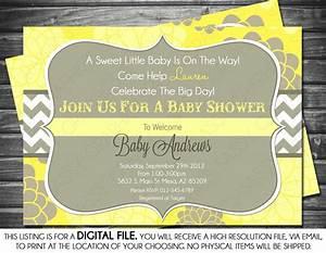 Baby Shower Invitations Gender Neutral | cimvitation