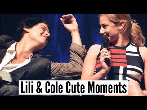 lili reinhart cole sprouse cute moments part  youtube cole sprouse riverdale memes cole