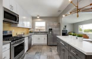 kitchen island cabinets base 27 beautiful white contemporary kitchen designs