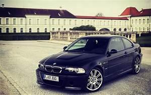 BMW M3 E46 black car wallpaper | cars | Wallpaper Better