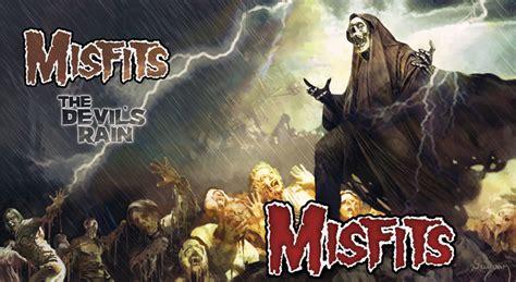 Misfits: The Devil's Rain - MUSIC REVIEW - SCARED STIFF ...