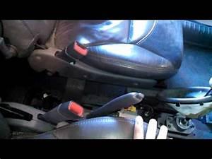 PT Cruiser manual stick shift cable bushing tip