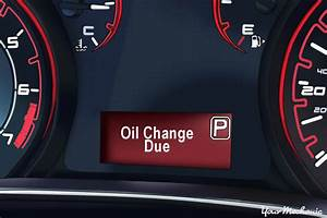 Understanding The Dodge Oil Change Indicator And Service