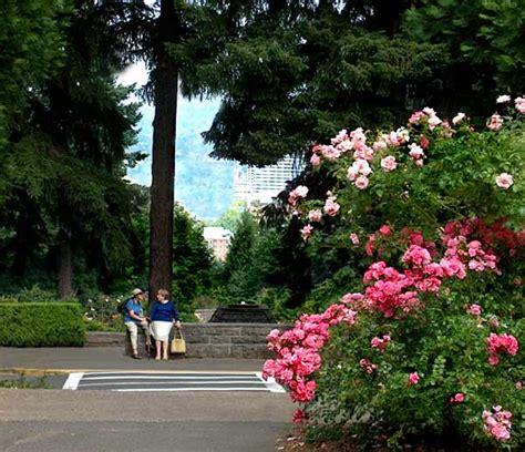international test garden in portland or usa