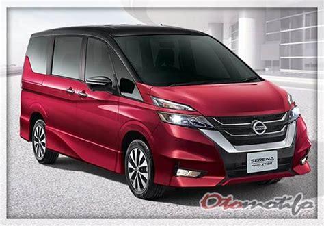 Gambar Mobil Nissan Serena by Harga Nissan Serena 2019 Spesifikasi Interior Gambar