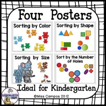 kindergarten math sorting by color by size by shape 247   original 475107 2