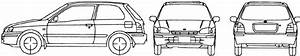 Toyota Starlet Ep91 Group A  1997
