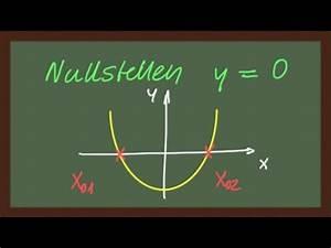 Strahlensätze Berechnen : nullstellen und die p q formel doovi ~ Themetempest.com Abrechnung