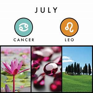 A Little About July Birth Symbols Coven Life