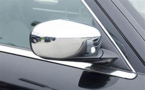 chrysler  chrome door mirror covers